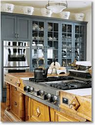 Kitchen Cabinet With Glass Doors Glass Doors On Cabinets Are They For You Remodelingguy Net