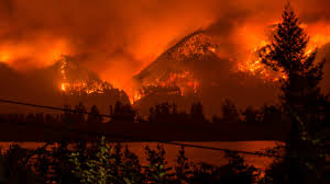 Wildfire Suppression Equipment by Feds Running Out Of Money To Fight Massive Oregon Wildfire