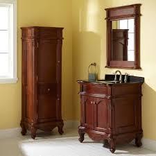 fair bathroom vanity and linen cabinet sets perfect bathroom