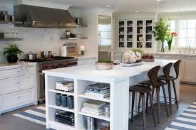 kitchen island with shelves a kitchen island with bookshelves and stools build a kitchen