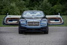 rolls roll royce 2017 rolls royce dawn review autoguide com news