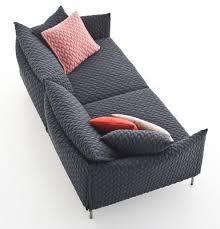 canapé droit tissu canapé gentry l 240 cm version tissu furniture and