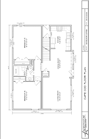 Floor Plans For 2 Story Homes by Custom Cape Cod Modular Home L Excelsior Homes Inc
