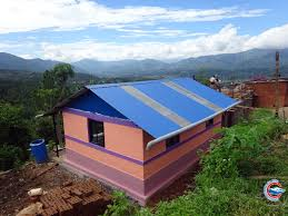 compassionate hands for nepal earthquake resistant houses using