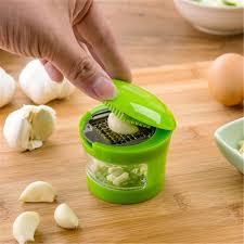presse cuisine 1 pc gingembre ail manuel presse cuisine outils en plastique ail