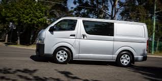 2016 toyota hiace lwb review caradvice