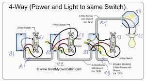 4 way wire diagram carlplant