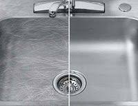 how to keep stainless steel sink shiny how to clean calcium off faucets faucet household and organizing