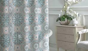 Marrakech Curtain Curtains Blue And Green Striped Curtains Trendy
