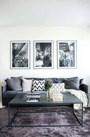 canap gris fonc salon avec canap gris fonc avec canape deco canape gris deco canape