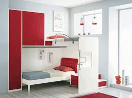 interior design ideas for small spaces fringed red blanket bright