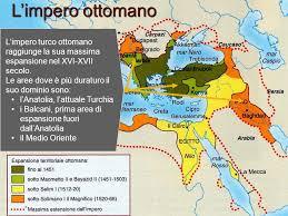impero ottomano l impero ottomano e i mutamenti di lungo periodo ppt