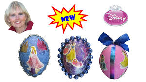Mickey Mouse Easter Egg Decorating Kit by Disney Princess Easter Egg Dye Decorating Kit Youtube