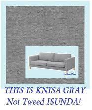 Ikea Karlstad Loveseat Cover 3 Seater Sofa Ikea Furniture Slipcovers Ebay