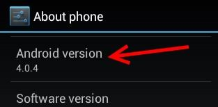 what android version do i how to update an android phone