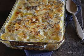 thanksgiving scalloped potatoes my habit of losing recipes cheesy scalloped potatoes and