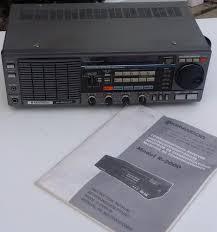 kenwood r 2000 shortwave receiver w manual