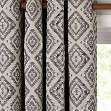 john textured weave lined eyelet curtains bluewater 100 00