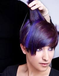 how to add colour chunks to hairstyles coolest chunk hairstyles for girls haircuts hairstyles 2017 and