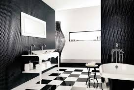 black and white tiled bathroom ideas bathroom pictures homes chevron grey floor red rugs stylist