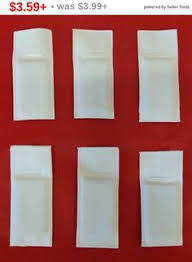 Vinyl Drapes Lot Of White Vinyl Covered Lead Curtain Panel Hem Weights With Tab