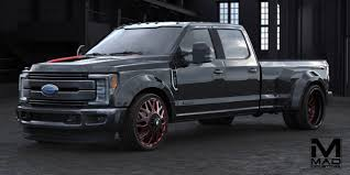 Ford F250 Concept Truck - sema air design u0027s lifted ford f 250 concept ford authority