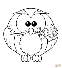 color craft heart flower coloring pictures of hearts and color