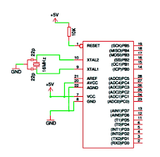 arduino isp in system programming and stand alone circuits