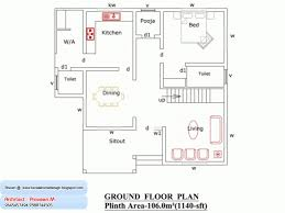 1500 sf house plans best indian house plans for 1500 square houzone indian house