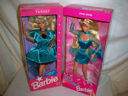 thanksgiving 1992 date 1992 dazzlin date barbie 3203 u0026 1995 city style barbie doll