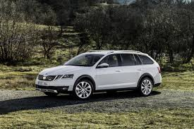prices revealed for rugged skoda octavia scout facelift auto express