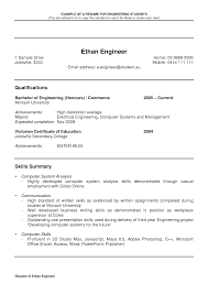 Engineering Student Resume Resume Sample Engineering Student Jack Kerouac Thesis