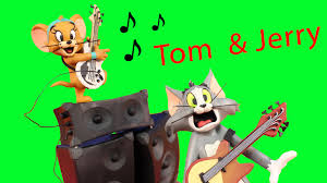 tom jerry rock roll hanna barbera series 1 mcdonald u0027s toy