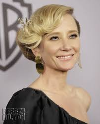 anne heche hairstyles anne heche says she was fired from a movie for refusing to give
