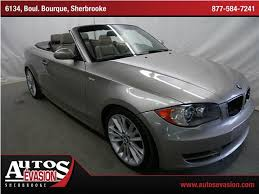 2009 bmw 128i convertible for sale used 2009 bmw 128i convertible cuir bas kilo for sale in