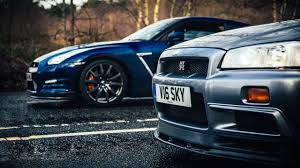 nissan godzilla wallpaper r34 nissan skyline gt r vs r35 gt r the ultimate godzilla review