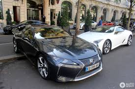 lexus lc500h price uk lexus lc 500h 29 august 2017 autogespot