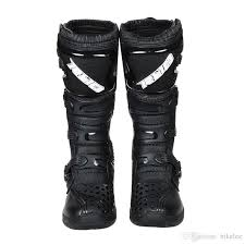 long road moto boot men s motorcycle shoes riding leather motocross racing long boots