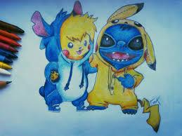 u0027s completed friends pikachu stitch