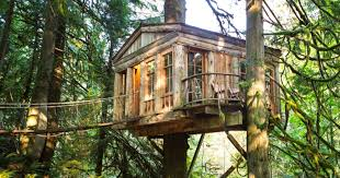 Treehouse Sign In 10 Magical Treehouses Where You Can Stay Play Or Pray