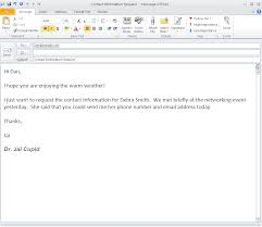 Formal Business Email by 10 Best Images Of Formal Business Email Example Formal Business