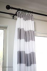 Vertical Striped Shower Curtain Curtains Black And White Vertical Striped Shower Curtain Unique