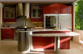 kitchen pretty red kitchen on modern kitchen ideas red kitchen