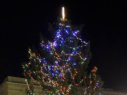 reading now embraces u0027ugly u0027 christmas tree with u0027charlie brown