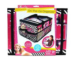 196 Best Barbie Dream House Amazon Com Barbie On The Go Storage Organizer Desk Toys U0026 Games