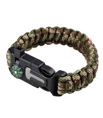 survival bracelet with buckle images 5 in 1 multi functional survival bracelet with compass whistle jpg