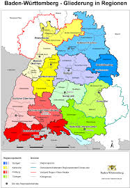 Wappen Baden Regionen Vergleich