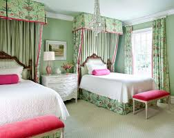 Pink Bedroom Design Ideas by U0027s Room With Splashes Of Pink Idesignarch Interior Design