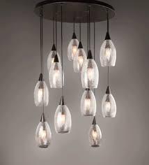 Glass 8 Light Pendant Gorgeous Glass Pendant Chandelier Paxton Glass 8 Light Pendant
