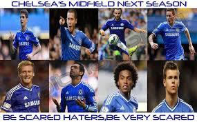 Soccer Memes - chelsea midfield next season soccer memes